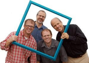 Four brothers. One quartet.  Entertaining, innovative and  sometimes zany barbershop entertainment for any event